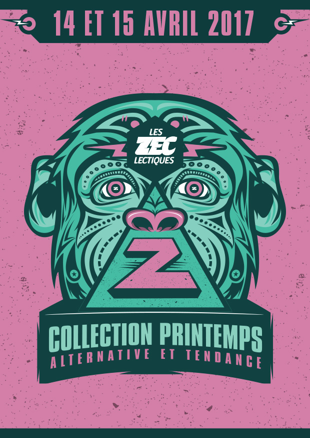 Billetterie Collection Printemps 2017 Les Z'Eclectiques