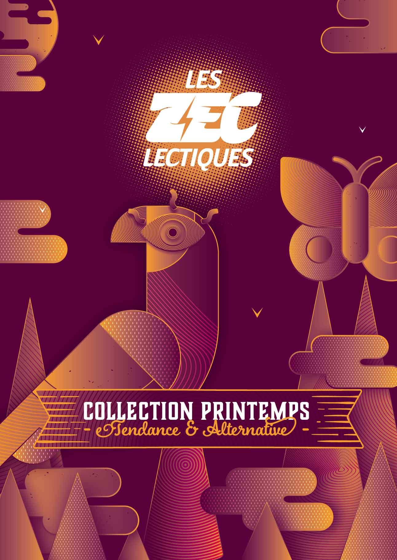 Billetterie Collection Printemps 2019 Les Z'Eclectiques